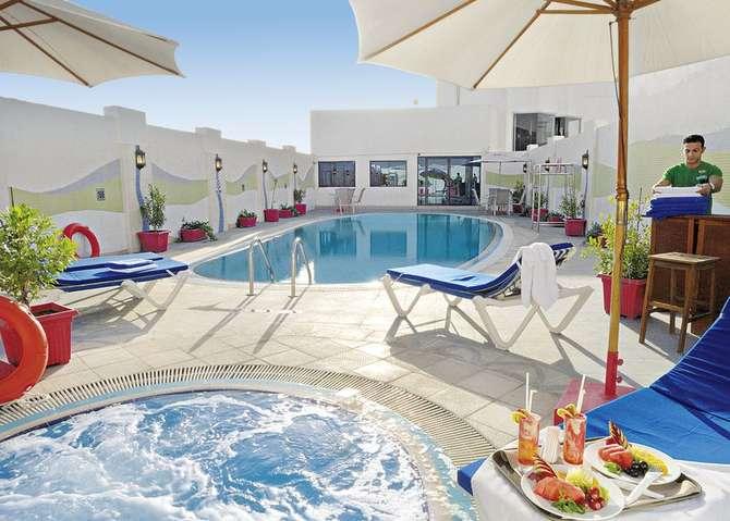 Al Jawhara Gardens Hotel-september 2021