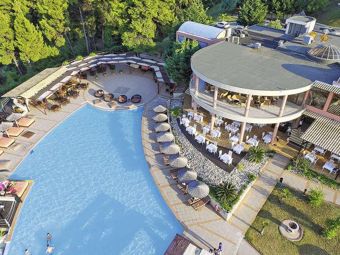 Alia Palace Luxury Hotel-oktober 2021