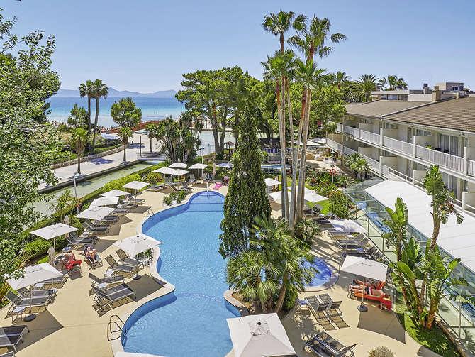 Allsun Hotel Orquidea Playa-augustus 2020