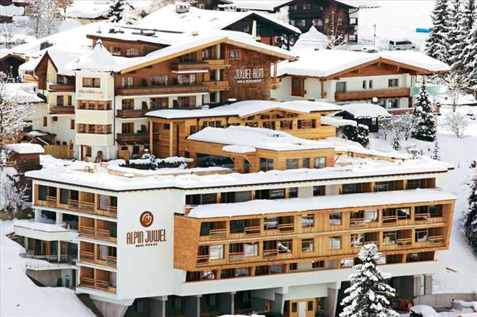Alpin Juwel Hotel-oktober 2021