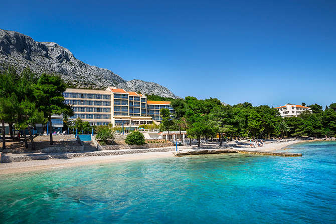 Aminess Grand Azur Hotel-januari 2021