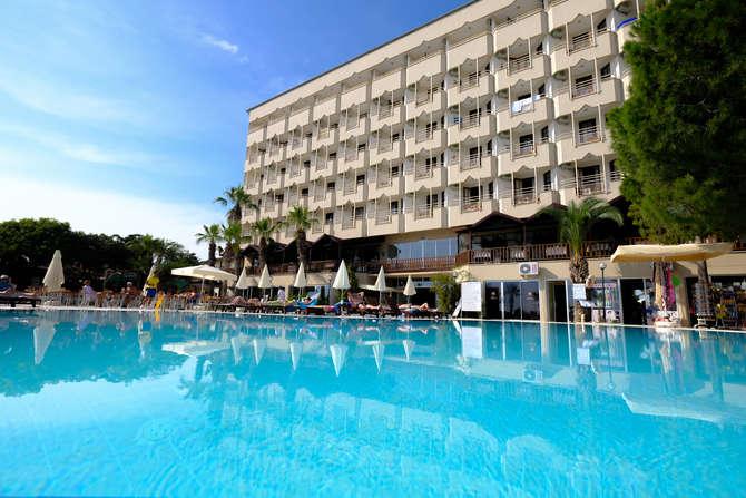 Anitas Beach Hotel-september 2021