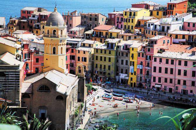 Appartementen Cinque Terre-oktober 2021