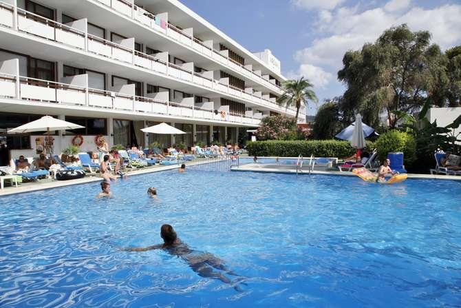 Arenal Hotel-oktober 2021
