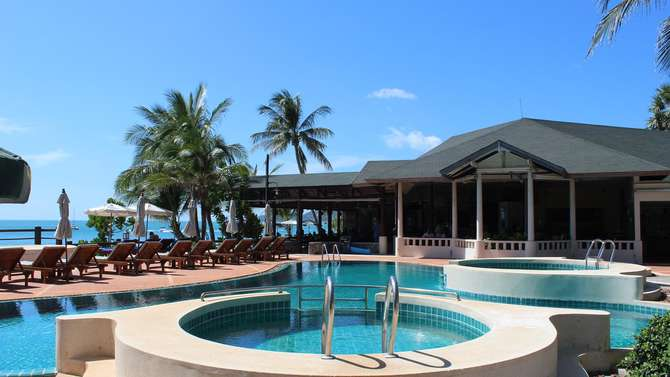 Banana Fan Sea Resort-maart 2020