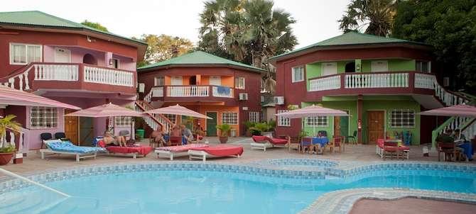 Baobab Holiday Resort-augustus 2020