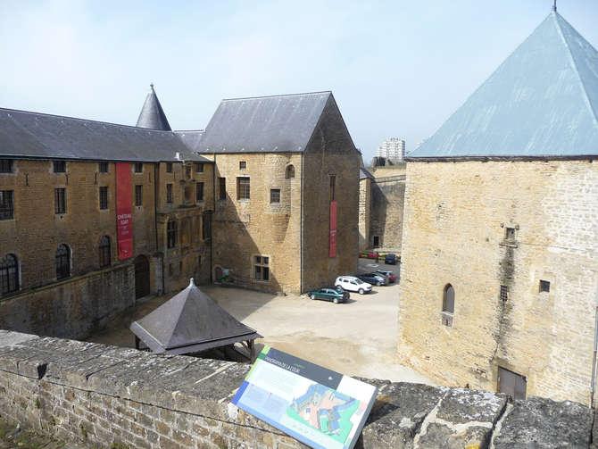 Chateau Du Fort De Sedan-januari 2021