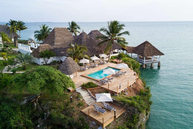 Chuini Zanzibar Beach Lodge-augustus 2020