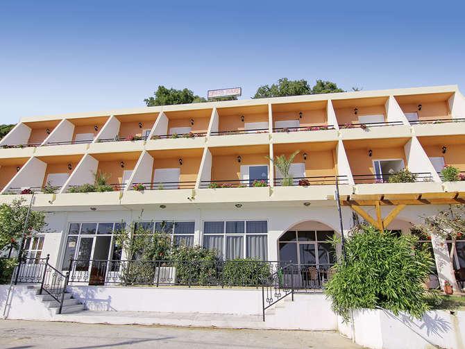 Creta Mare Hotel Plakias-augustus 2021