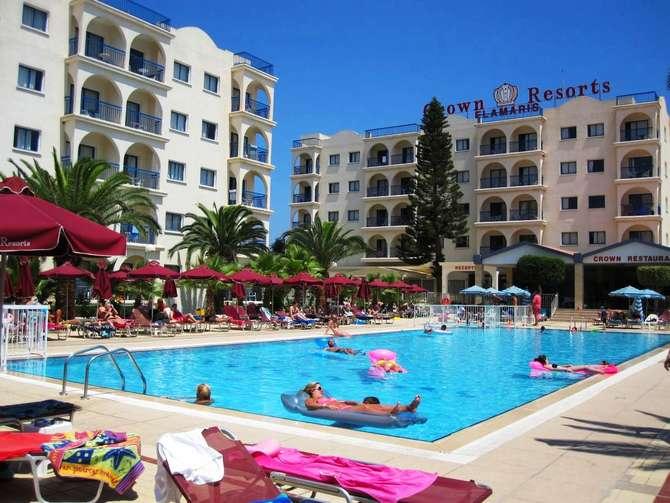 Crown Resorts Elamaris-juli 2021