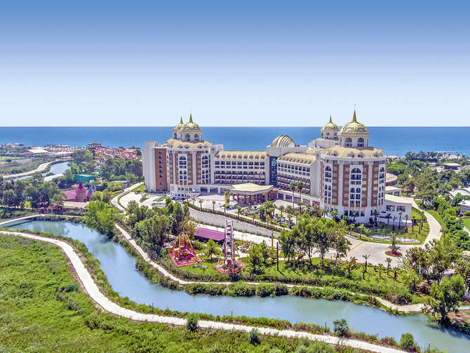 Delphin Be Grand Resort-mei 2021