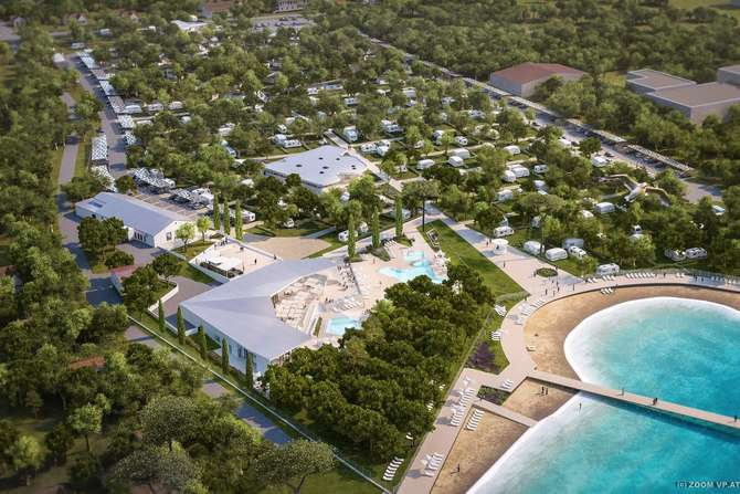 Falkensteiner Premium Camping Zadar-oktober 2021
