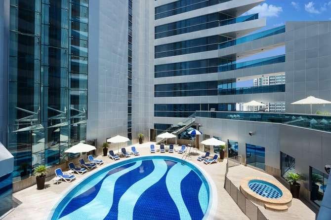 Gulf Court Hotel Business Bay-januari 2021