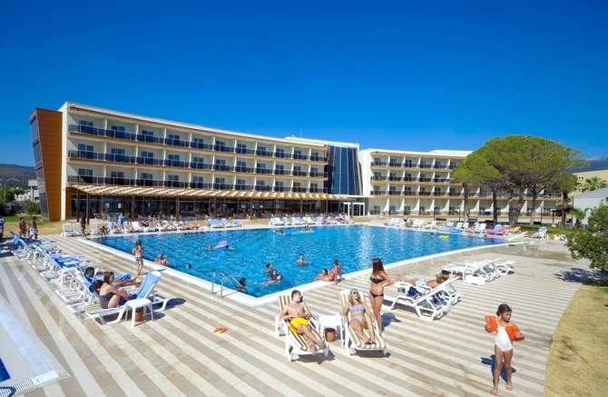 Gumuldur Resort Hotel-juni 2021