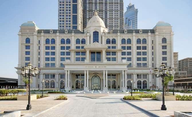 Habtoor Palace Lxr Hotels Resorts-januari 2021