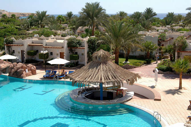 Hilton Fayrouz Resort-augustus 2020