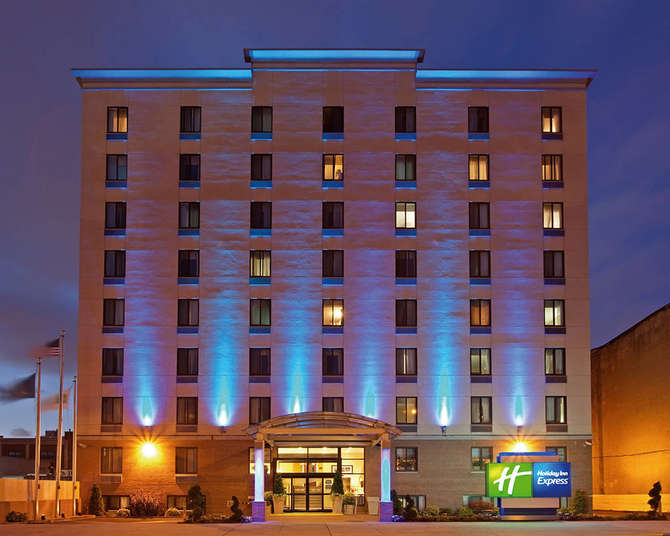 Holiday Inn Express New York Brooklyn-juli 2021