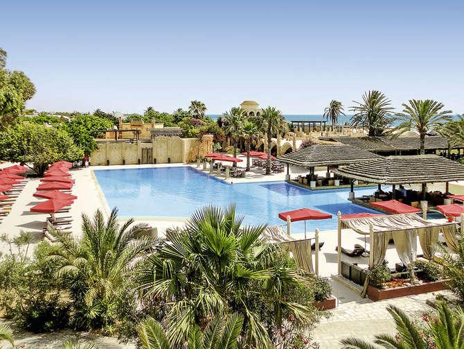 Hotel Africa Jade Thalasso-september 2021