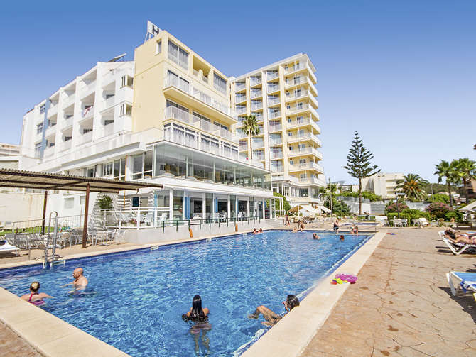 Hotel Amic Horizonte Palma De Mallorca Aanbieding V A 387