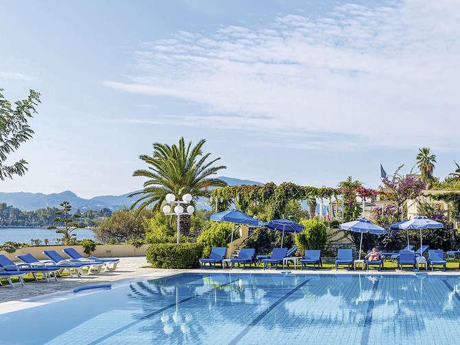 Hotel Corfu Palace-oktober 2021