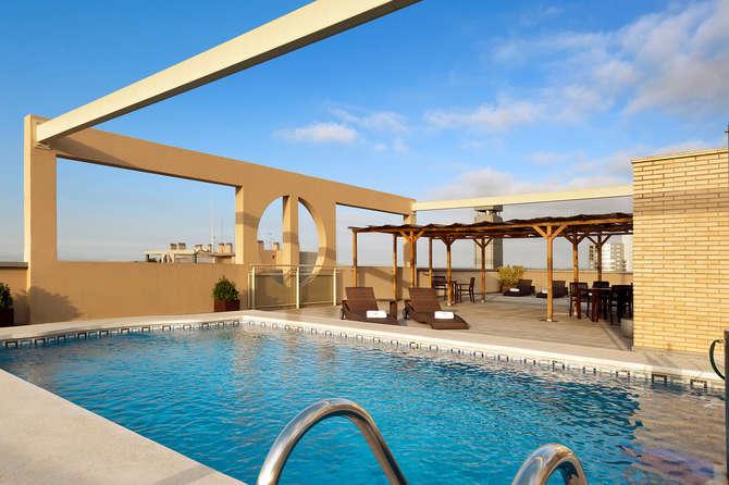 Hotel Eurostars Gran Valencia-juni 2021