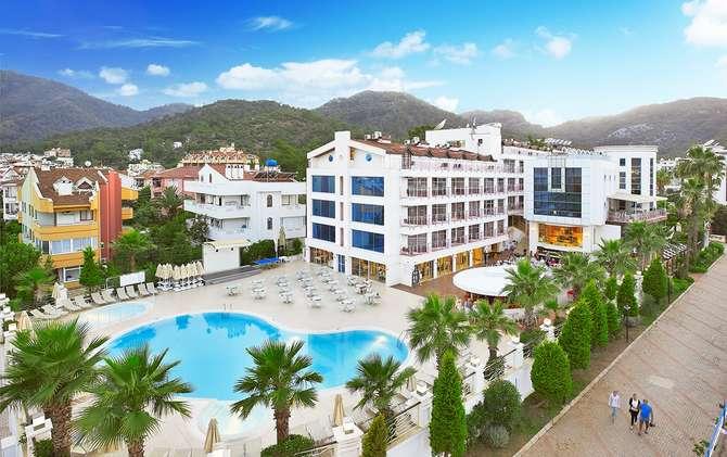 Hotel Ideal Pearl-juli 2020