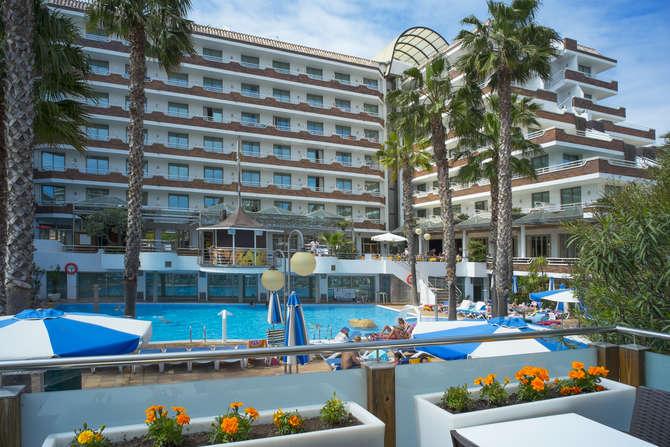 Hotel Indalo Park-september 2020