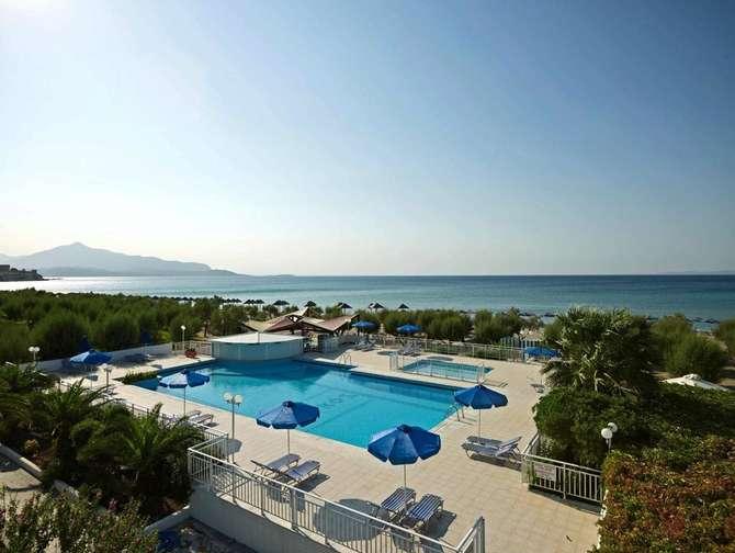 Hotel Kouros Bay-juli 2021