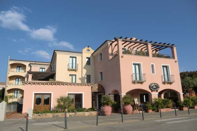 Hotel La Vecchia Fonte-april 2021