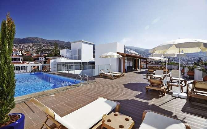 Hotel Madeira-september 2021