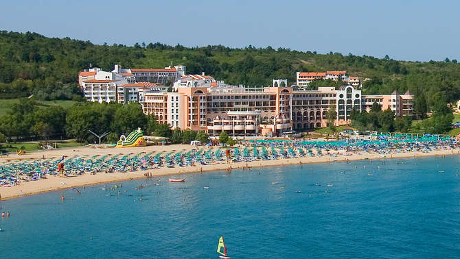Hotel Marina Beach-oktober 2021