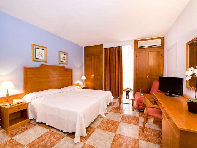 Hotel Monarque El Rodeo-juni 2021