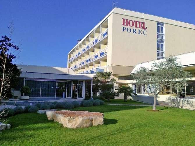 Hotel Porec-oktober 2020