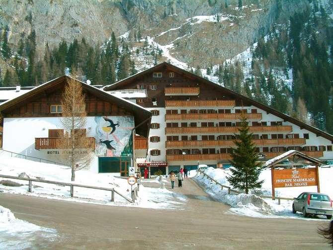 Hotel Principe Marmolada-juni 2020