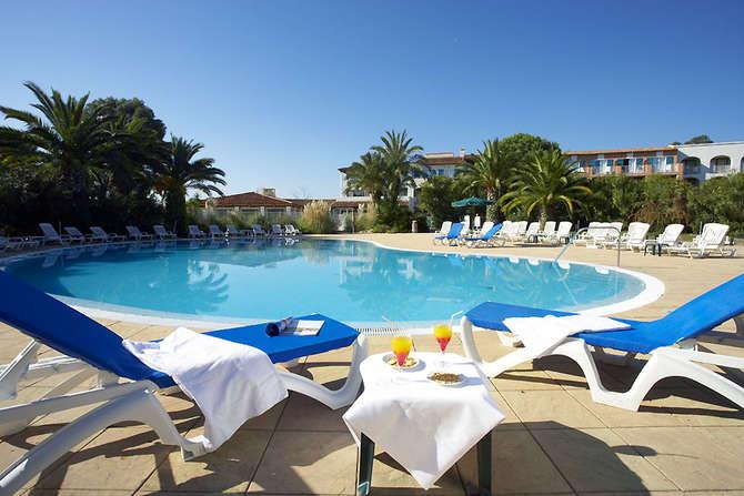 Hotel Soleil Saint Tropez Grimaud-juli 2021