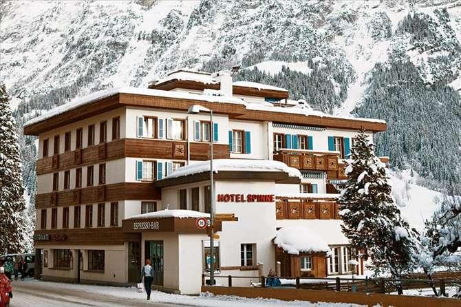 Hotel Spinne-maart 2020