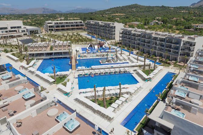 Hotel Zafiro Palace Alcudia-december 2020