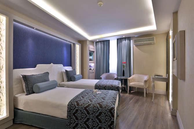 Hotel Zurich-september 2021