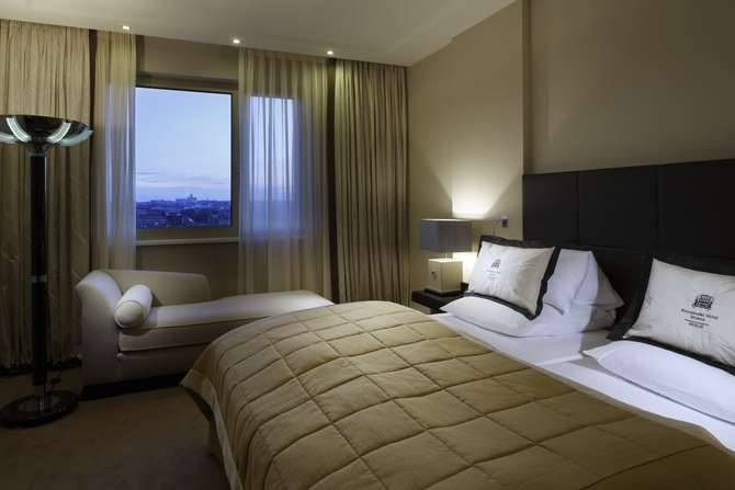 Kempinski Hotel Bristol Berlin-juli 2020