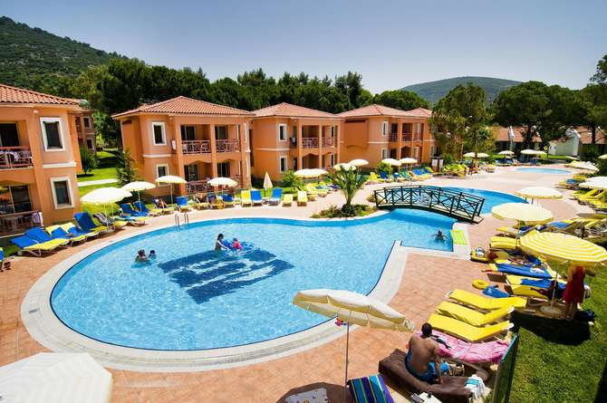 Kustur Club Holiday Village-juli 2021
