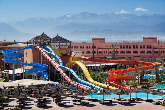 Labranda Aqua Fun Marrakech-januari 2021