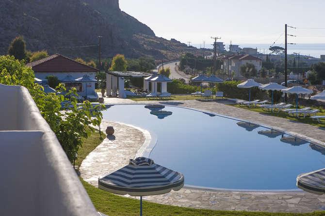 Lindos Sun Hotel-juli 2021