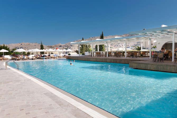 Lindos Village Resort Spa-juli 2020