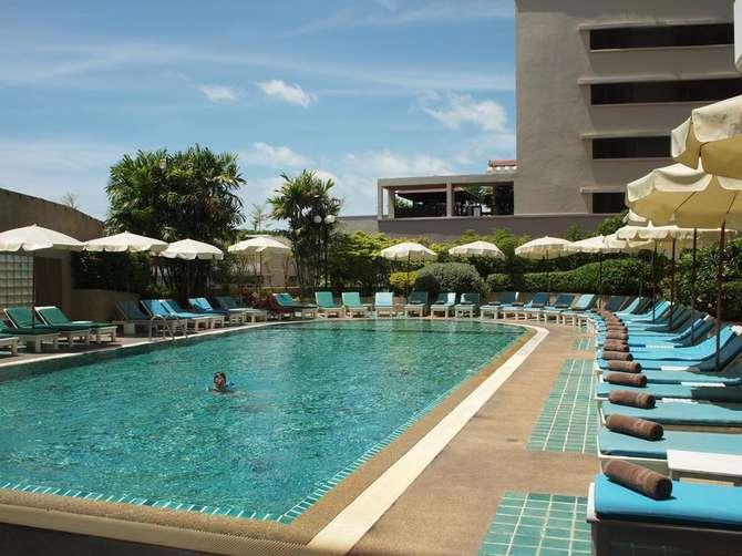 Long Beach Cha Am Hotel-mei 2021
