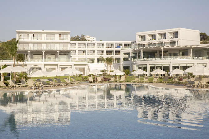 Lti Asterias Beach Resort-september 2020