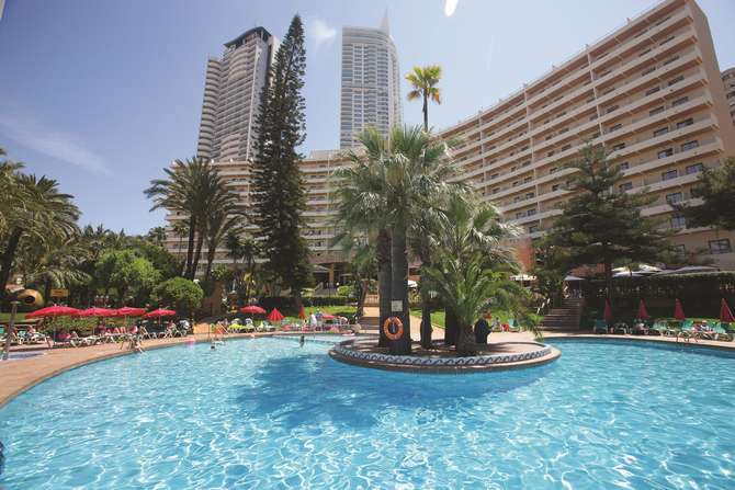 Palm Beach Hotel-juni 2020