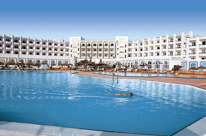 Palmyra Holiday Resort-september 2021