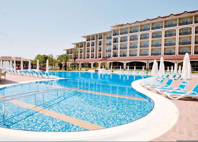 Paloma Oceana Resort-juli 2021