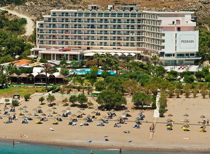 Pegasos Beach Hotel-mei 2021