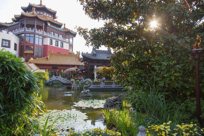 Phantasialand Hotel Ling Bao-februari 2021